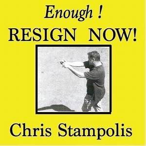 Resign Stampolis